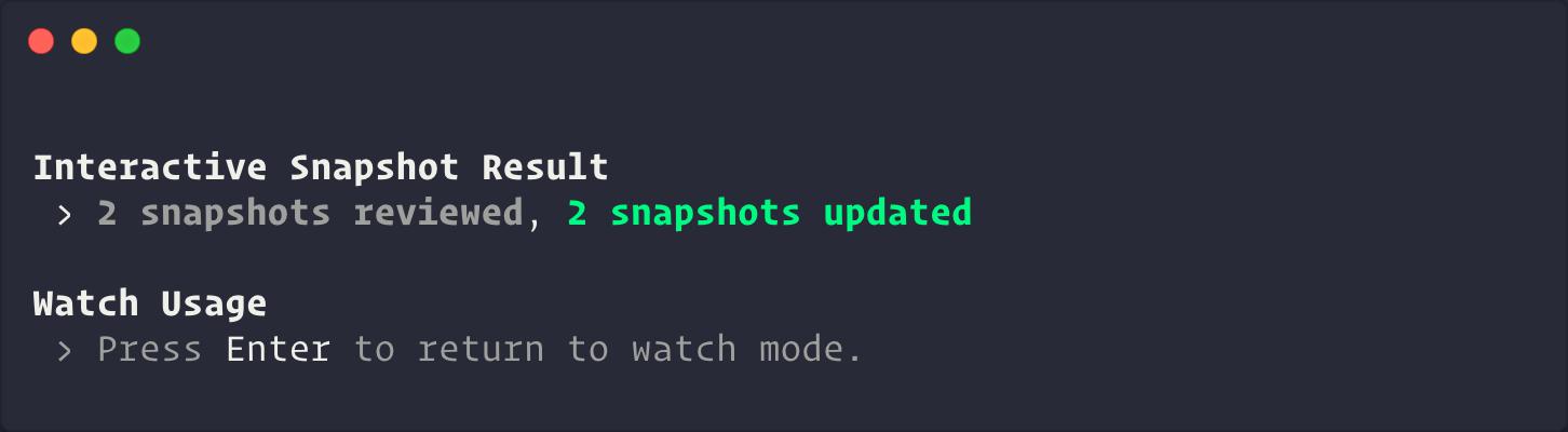 Snapshot Testing · Jest
